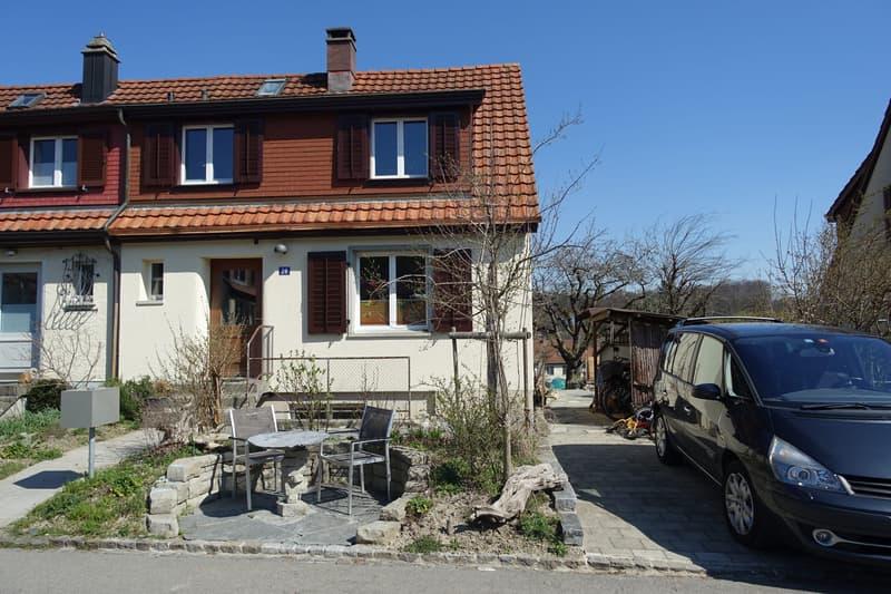 6 ½ Zimmer Eckhaus an wunderschöner Wohnlage in Winterthur