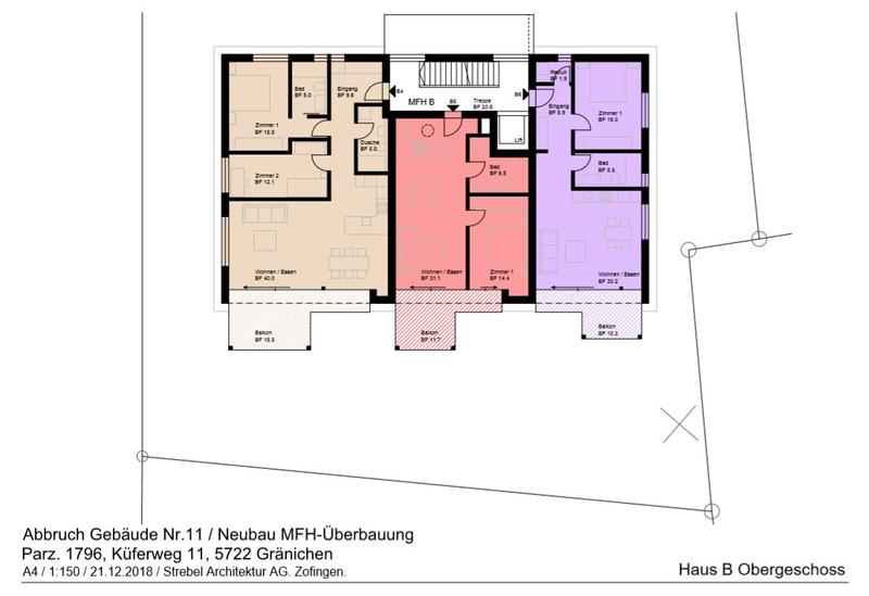Sonderrecht / Wohnung B6