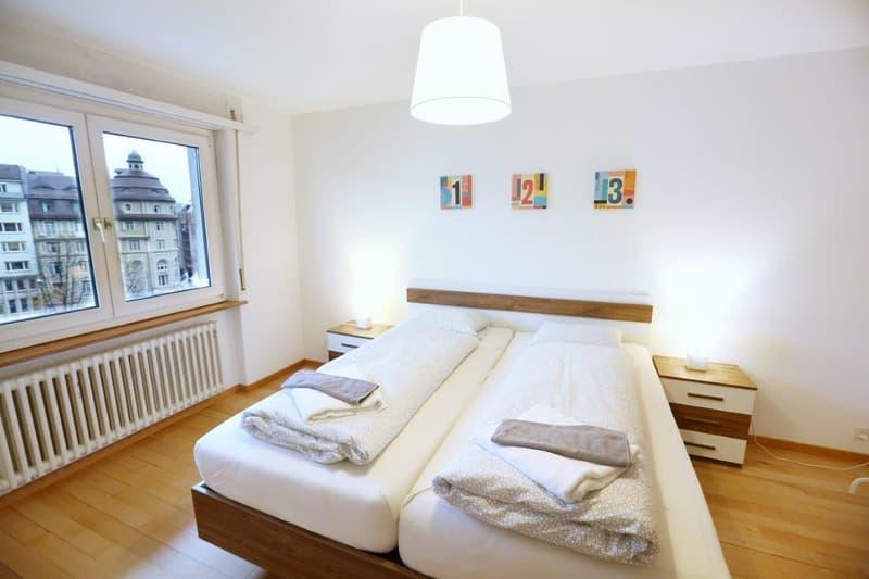 Möblierte Wohnungen 3.5 Zi - Tages-/Wochen-/Monatsbasis - Furnished Apts 2 Bdr -daily/weekly/monthly (4)