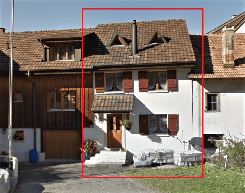 Haus mit grosser Werkstatt / Garage