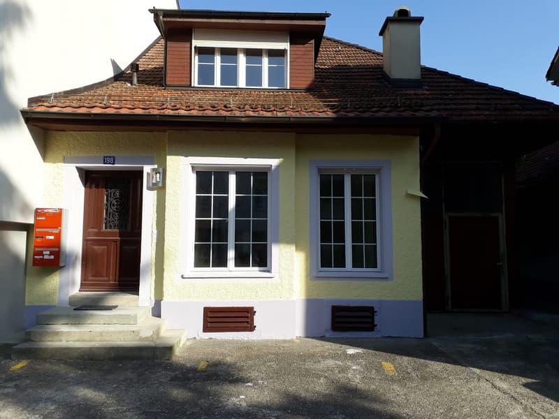 Haus Römerstrasse 198