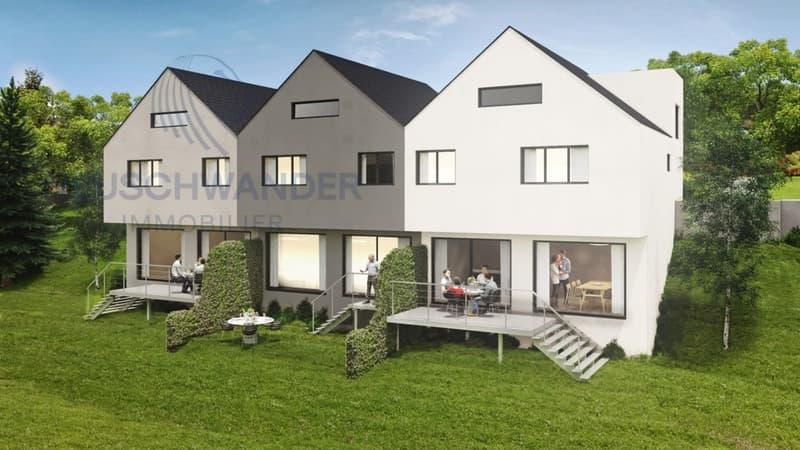 Nouveau projet - Trois Maisons jumelées- 130 m2 -