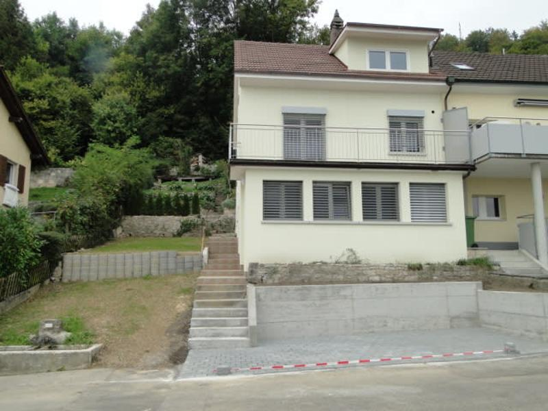 Mehrfamilienhaus an erhöhter Lage in Trimbach SO