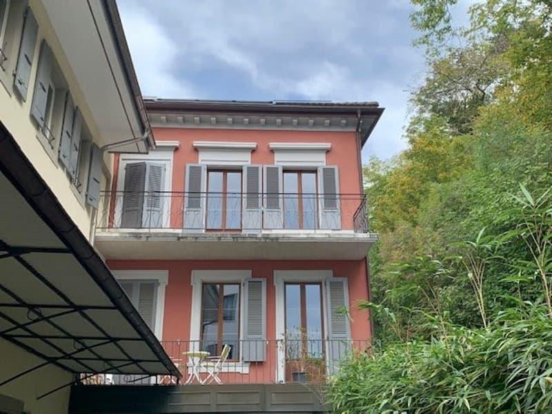 Magnifique appartement avec cachet au coeur de Vevey