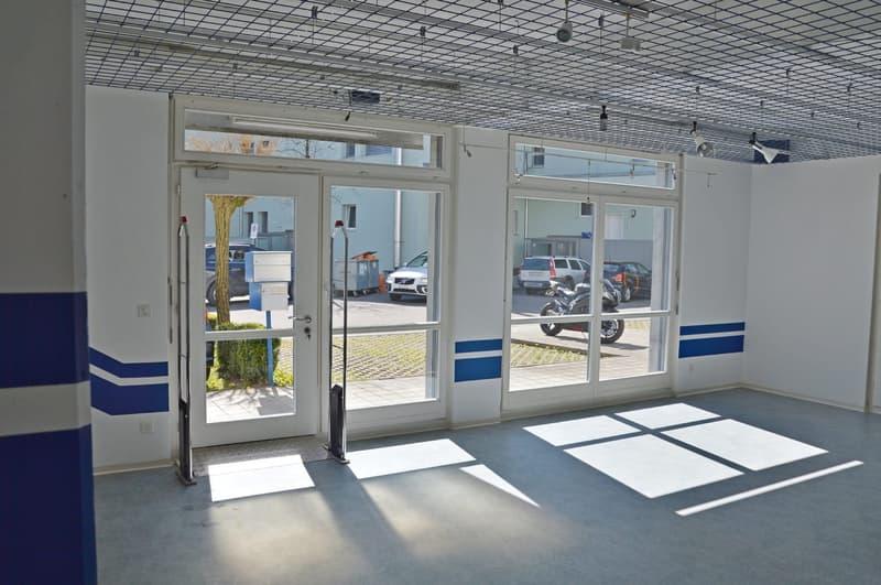 Vielseitig nutzbare Gewerbelokalität in Belp - Mietkauf möglich!