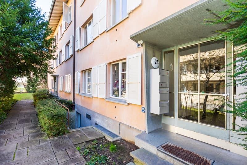 3.5- Zimmer Wohnung an zentraler Lage