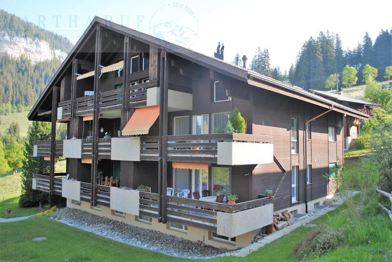 ruhig gelegene 3.5-Zi-Wohnung       Verhandlungspreis CHF 265'000.-