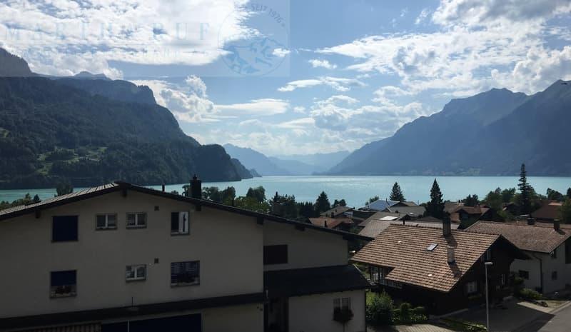 Studio-Wohnung mit wunderschöner Sicht auf den See & in die Berg