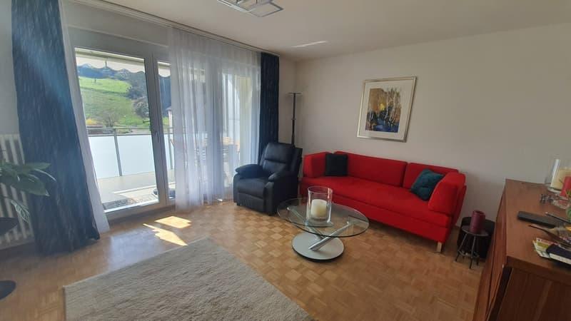 Nachmieter für sonnige 3.5 Zimmerwohnung im schönen Tösstal gesucht (2)