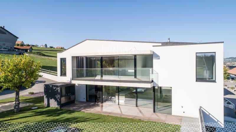Exceptionnelle villa neuve de 5.5 pièces de très haut standing !