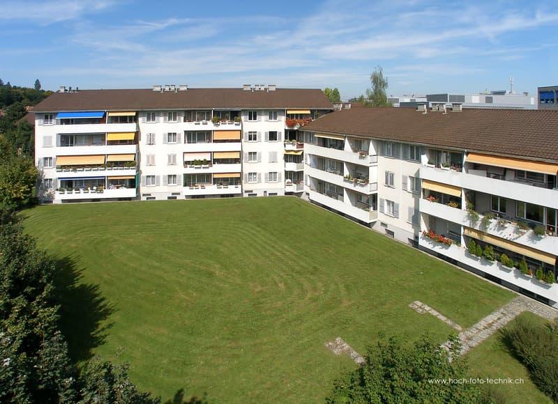 Klein aber fein - Wohnen im Liebefeld