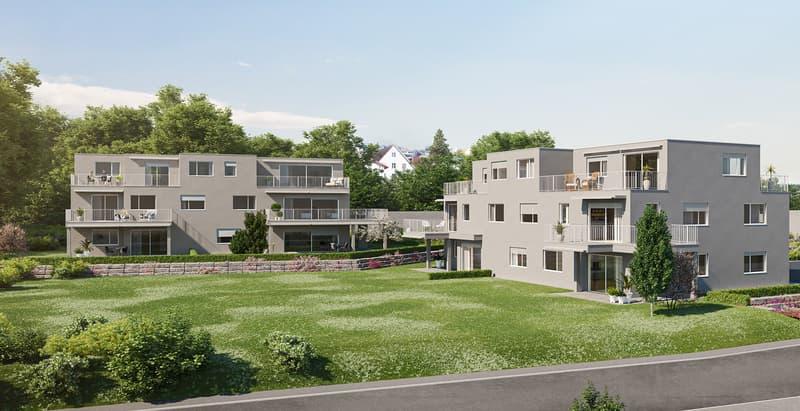 3.5 Zimmer Eigentumswohnung in MFH mit 6 Eigentumswohnungen