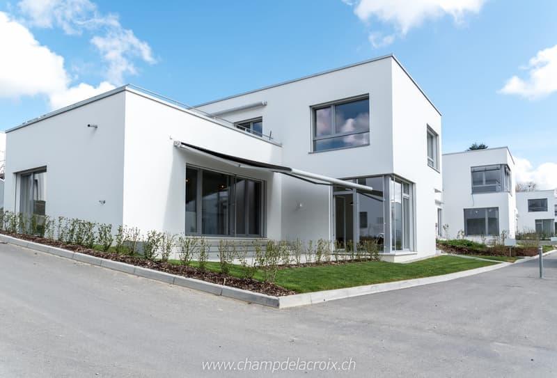 Villa exétieur