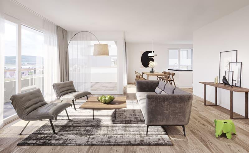 Zuhause für Anspruchsvolle: Raumgefühl und Naturnähe (2)