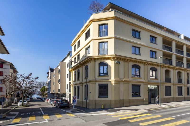 La résidence / The residence
