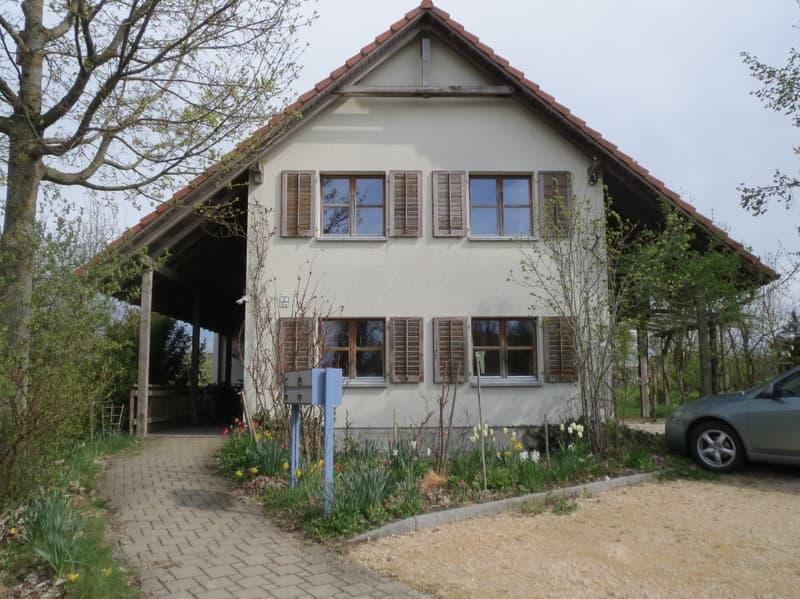 Idyllisch gelegene Wohlfühloase am Bodensee 3 ½ Zimmer-Doppel-EFH