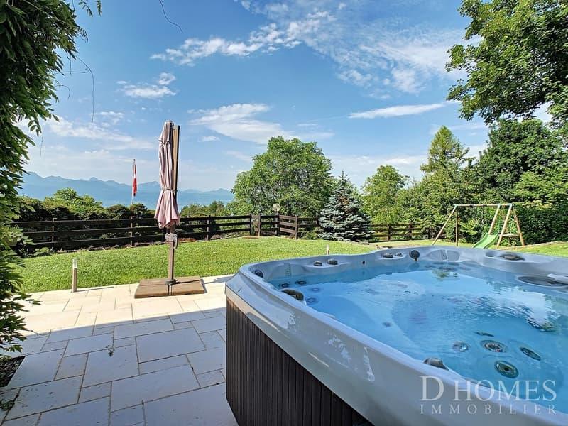 Magnifique villa de 7,5 pièces avec vue sur le lac et les Alpes (2)