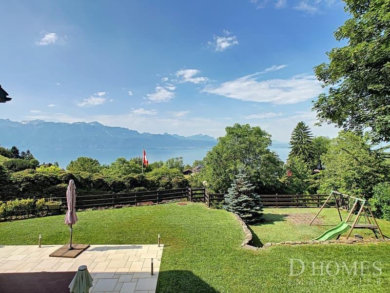 Magnifique villa de 7,5 pièces avec vue sur le lac et les Alpes (3)