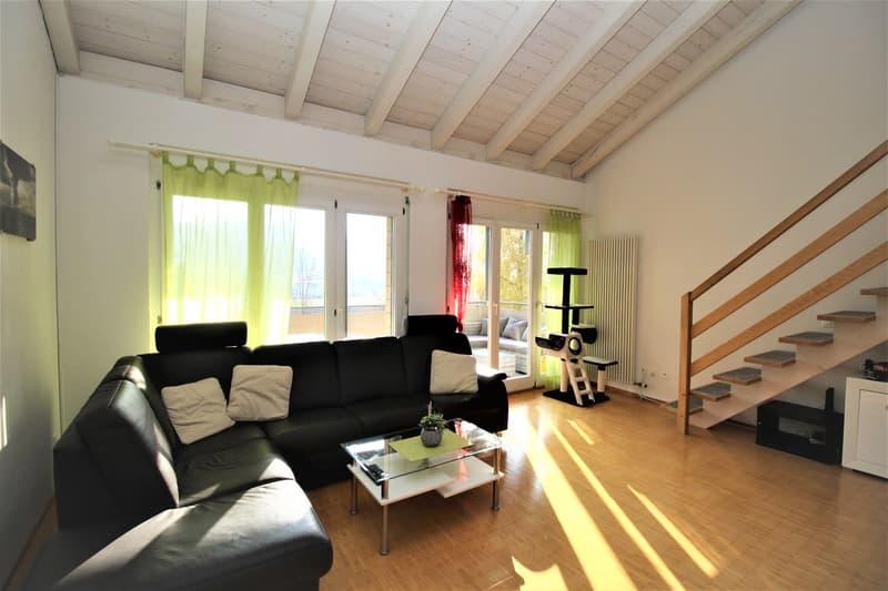grosse, familienfreundliche Wohnung mit Sauna und Gemeinschaftsraum