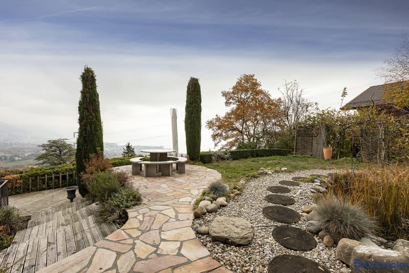 Très belle maison de 6 pièces avec vue sur le lac
