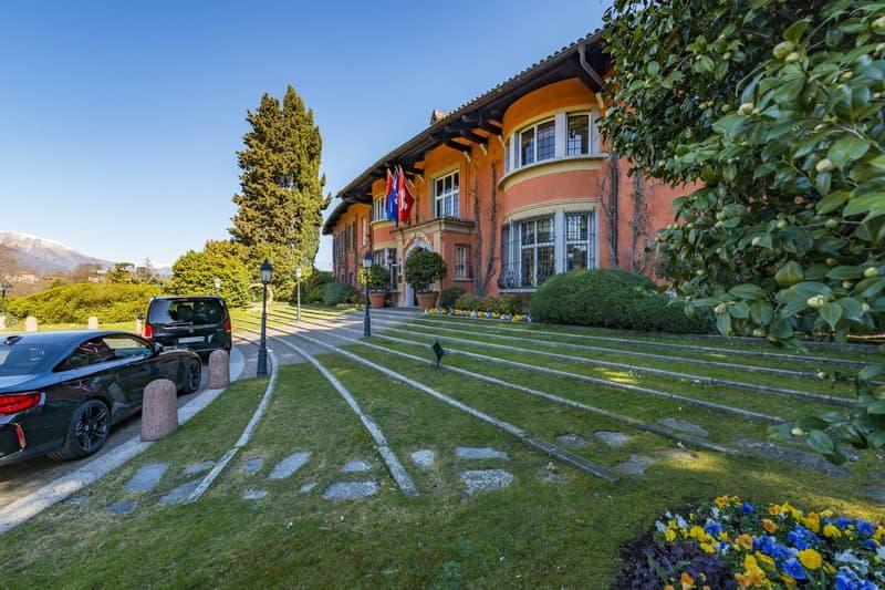 Villa nella prestigiosa Residenza Principe Leopoldo (1)