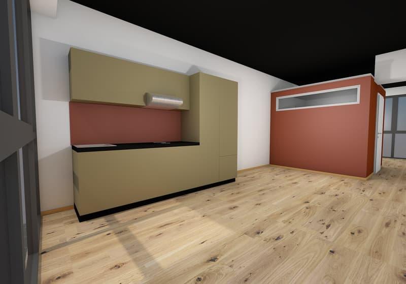 Neues Studio in Kirchberg