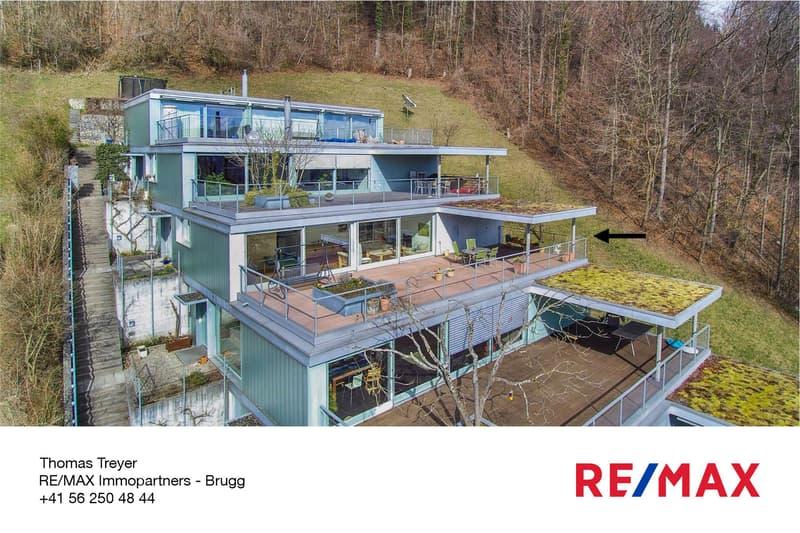 5½-Zimmer-Terrassenhaus an traumhafter Aussichtslage