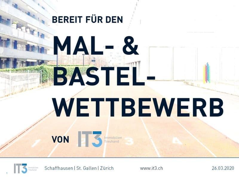 5.5 Zimmer Wohnung an der Husacherstrasse 14 in Bauma