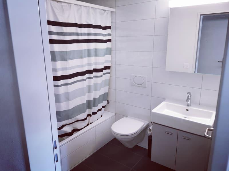 Schöne 2,5 Zimmerwohnung - gute Lage (2)