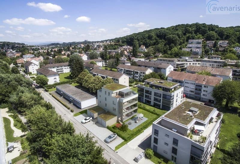 Atemberaubende Attika Maisonette-Wohnung im beliebten Oberwil (3)
