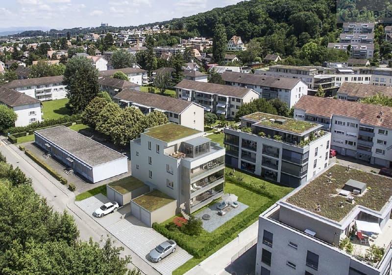 Letzte gehobene 4 1/2 Zimmer-WHG mit 300m2 Garten in Dreifamilienhaus (3)