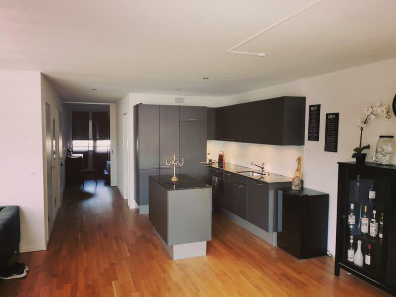 Schöne 2,5 Zimmerwohnung - gute Lage (4)