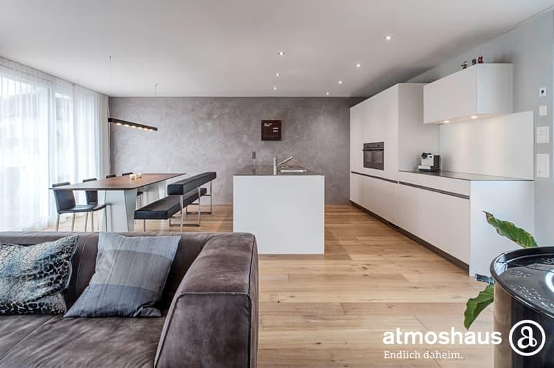 Neues Bungalow Haus mit wunderschöner Panoramasicht in die Jurakette