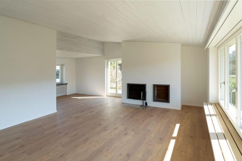 Besonntes, gemütliches 5.5 Zi-Einfamilienhaus per sofort zu vermieten (2)