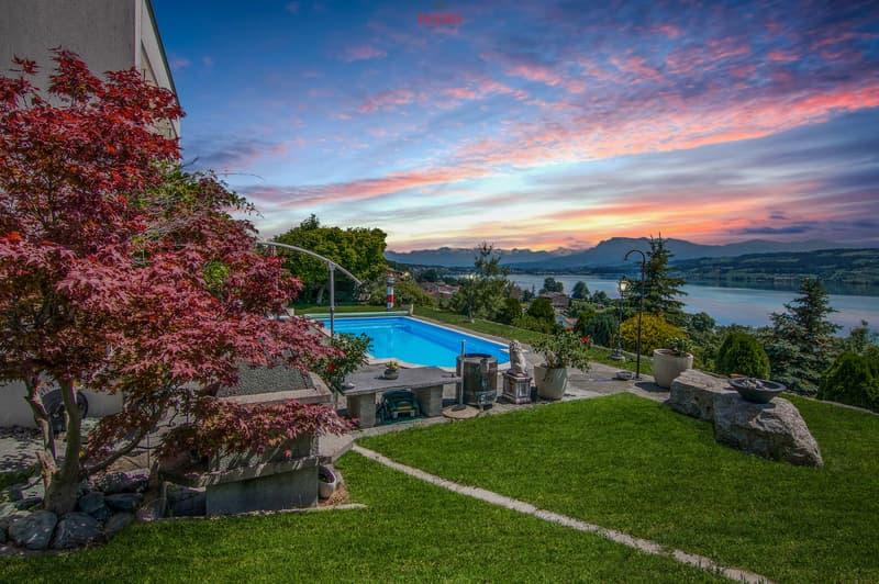 Prestigeträchtige Villa am Sempachersee