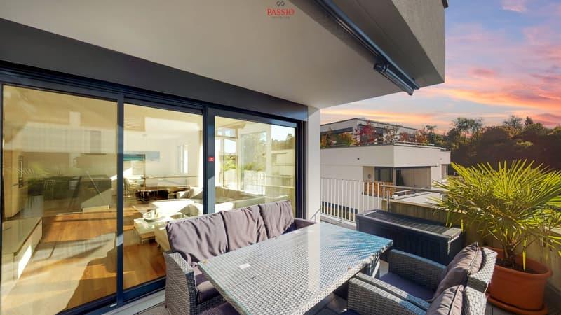 Zentral gelegene, zauberhafte 4.5-Zimmer-Wohnung an der Aare