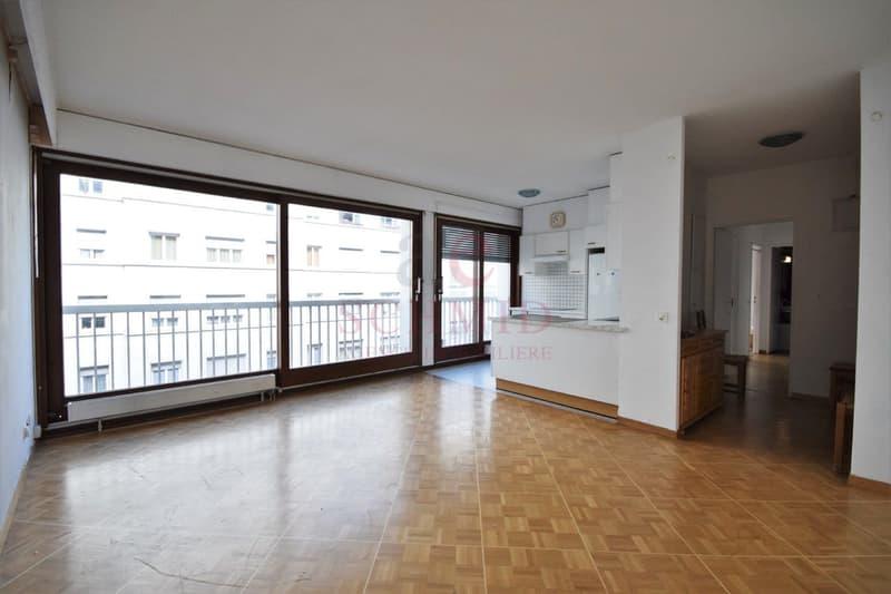 Appartement de 3.5 pièces à deux pas du lac
