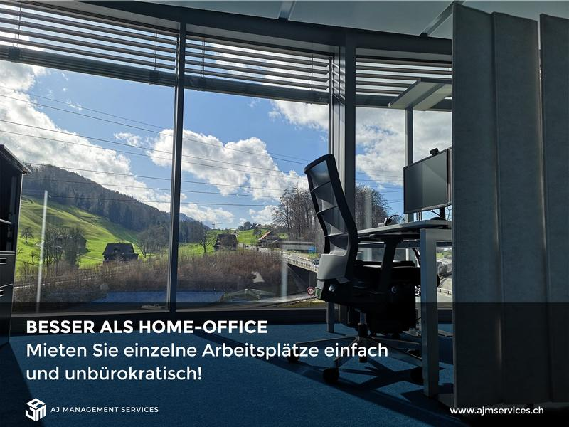Besser als Home-Office