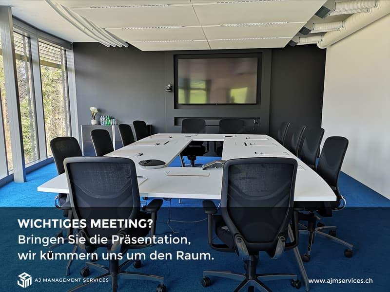 Wichtiges Meeting?