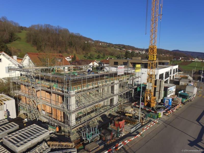 Baustelle März 2020