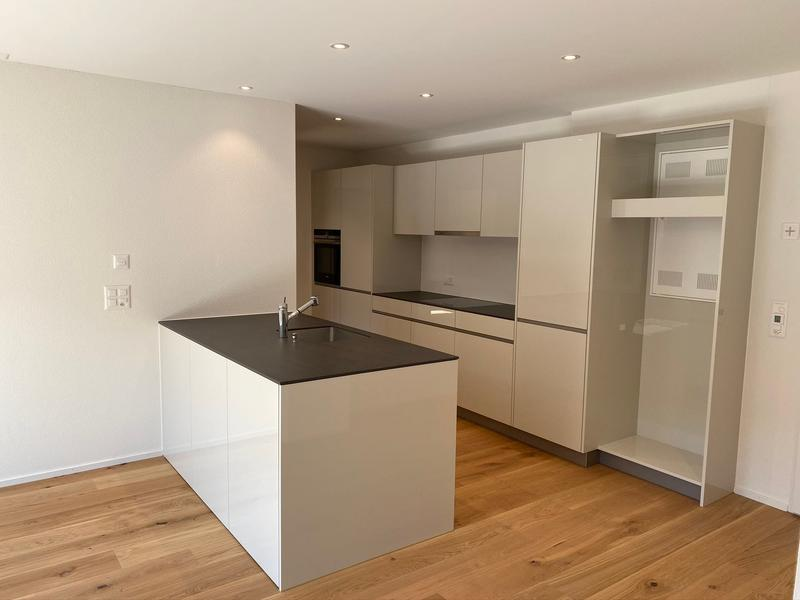 Küche mit Keramikabdeckung und hochwertiger Einrichtung (13.202)
