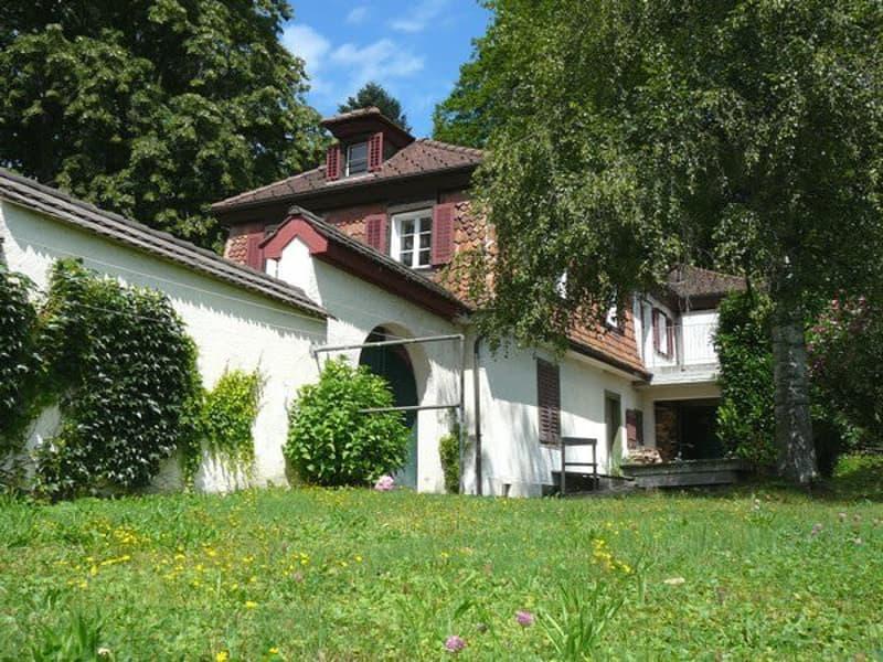 5.5-Zimmer-Einfamilienhaus Schlössli 647a / Stadt Luzern / Bellerive