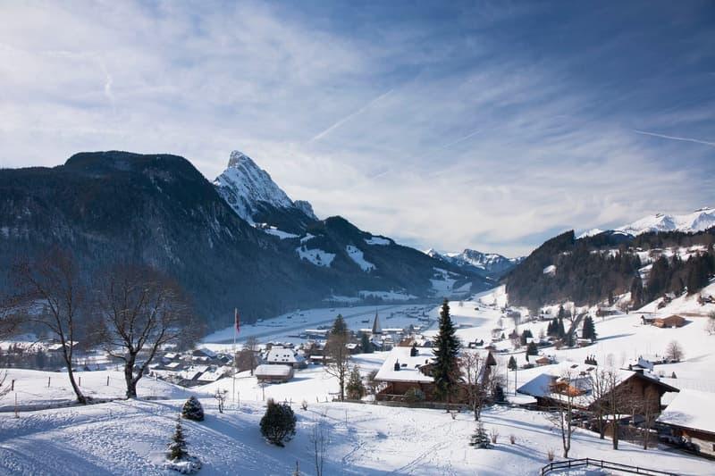 Magnifique chalet au coeur de Gstaad