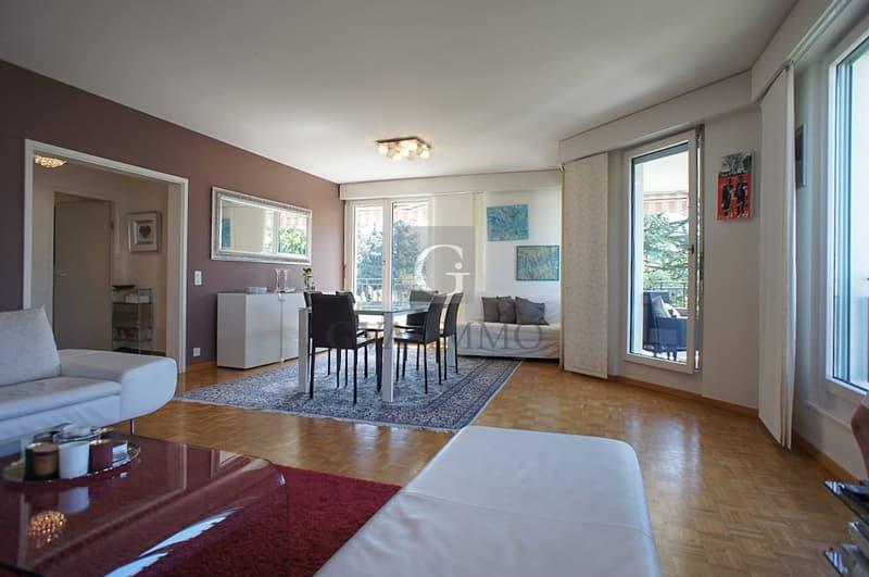 Bel appartement lumineux de 5 pièces avec vue dégagée (2)