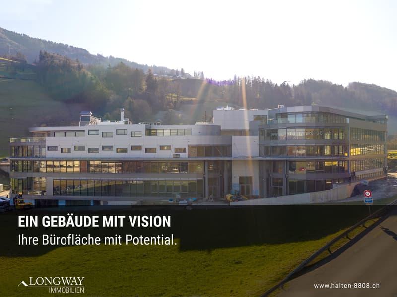 Ein Gebäude mit Vision