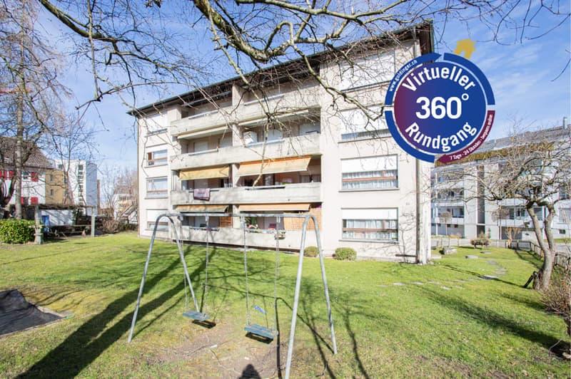 Viel platz zum Wohnen in Wittenbach