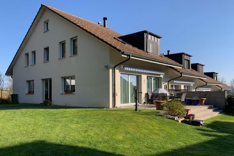 Ein wunderbares Haus, ruhig gelegen und ideal für Familien...