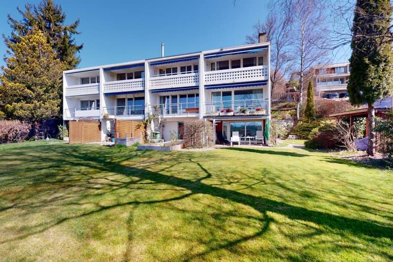 4.5 Zimmer-Reiheneinfamilienhaus an zentraler Lage mit schönem Garten
