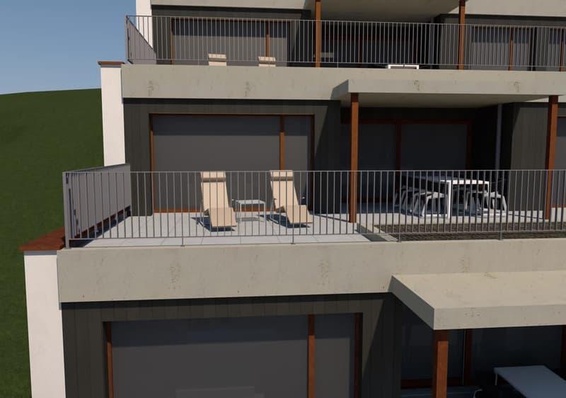 Neubau: Topmoderne Terrassenwohnungen in intakter Natur (4)