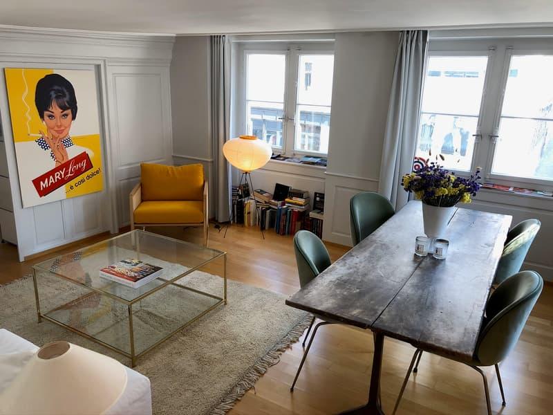 Heimelige Hochwertig Möblierte Wohnung am Rennweg! (4)